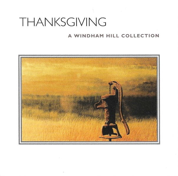 Windham Hill Thanksgiving CD Cover