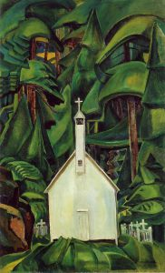 EmilyCarr-Indian-Church-1929