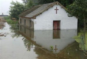 church-a-float
